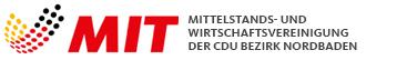 Mittelstands- und Wirtschaftsvereinigung der CDU Nordbaden